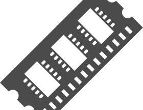 大容量メモリを搭載した場合のCドライブの容量確保